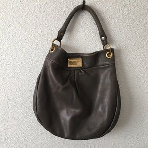 Marc by Marc Jacobs Gray Handbag
